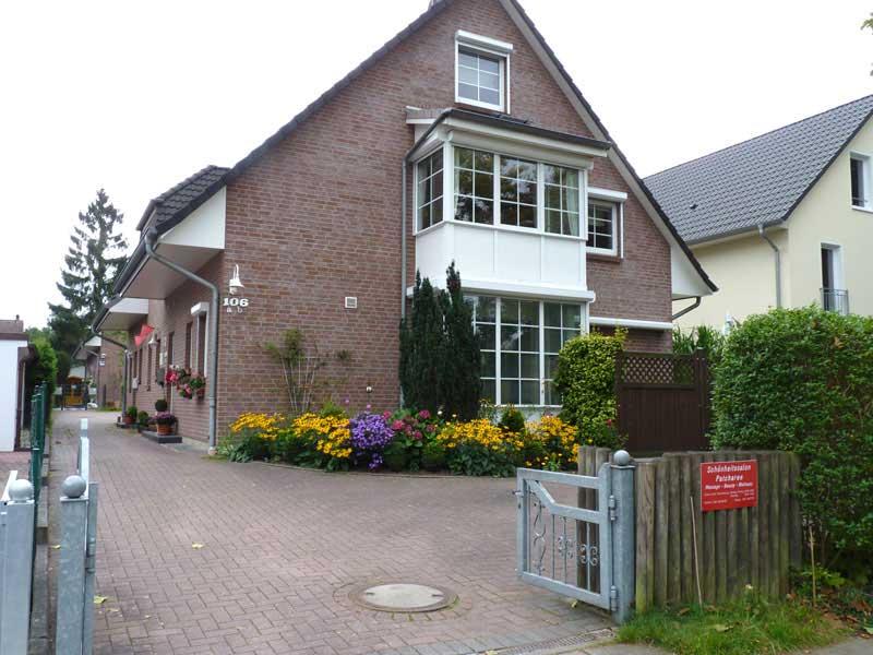 Außenansicht -- Schönheitssalon Patcharee in Hamburg Niendorf